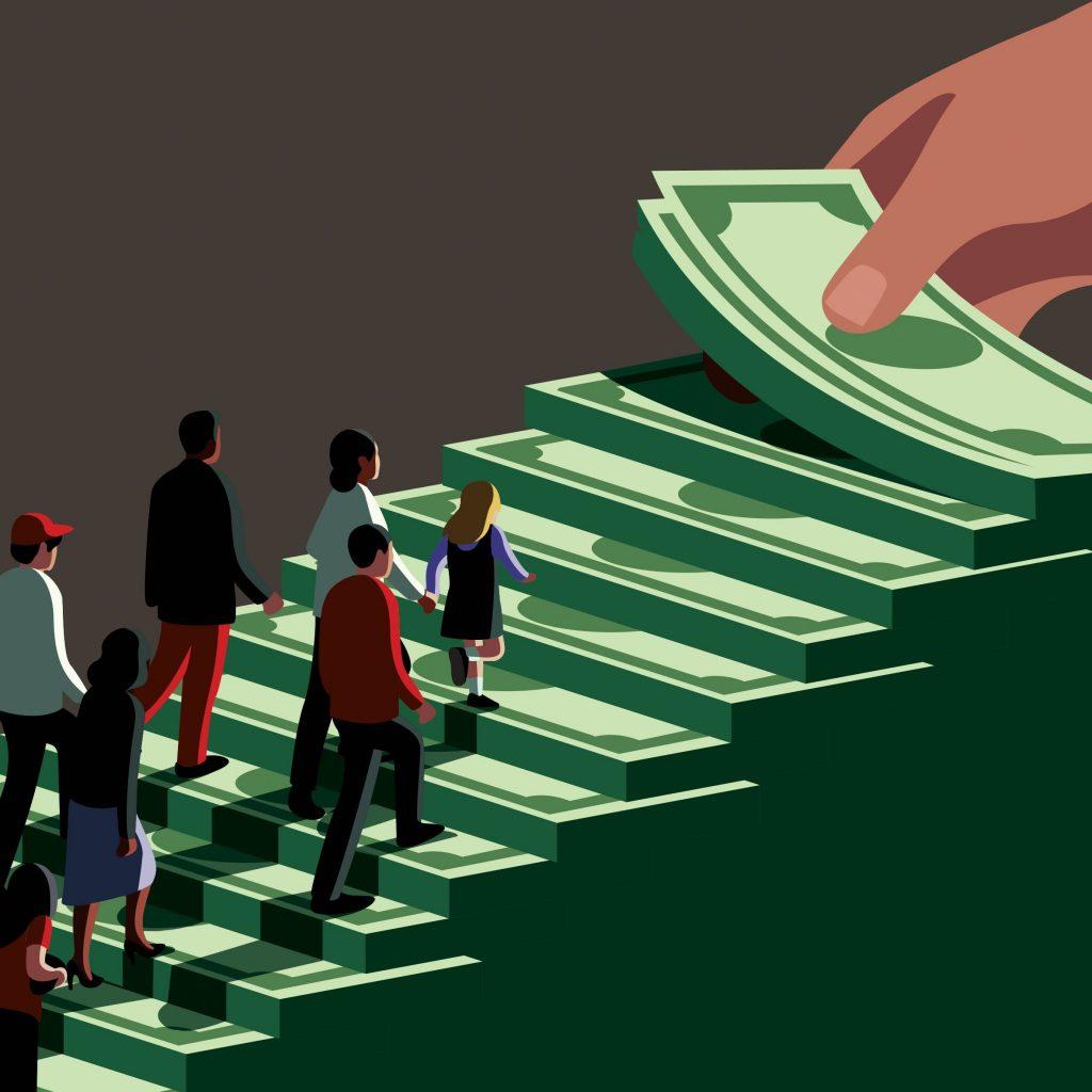 Universal Basic Income adalah konsep kesejahteraan