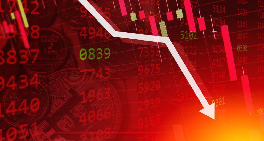 Pertumbuhan ekonomi yang negatif selama dua kuartal atau lebih disebut resesi