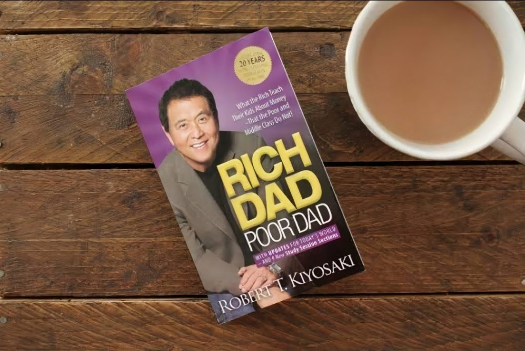 Rich Dad, Poor Dad adalah buku luar biasa yang tepat untuk kamu baca agar kecerdasan finansial meningkat dan mencapai financial freedom.